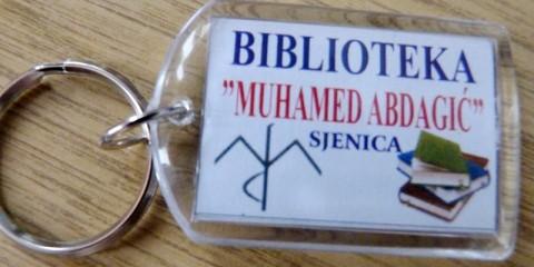 Biblioteka Muhamed Abdagić